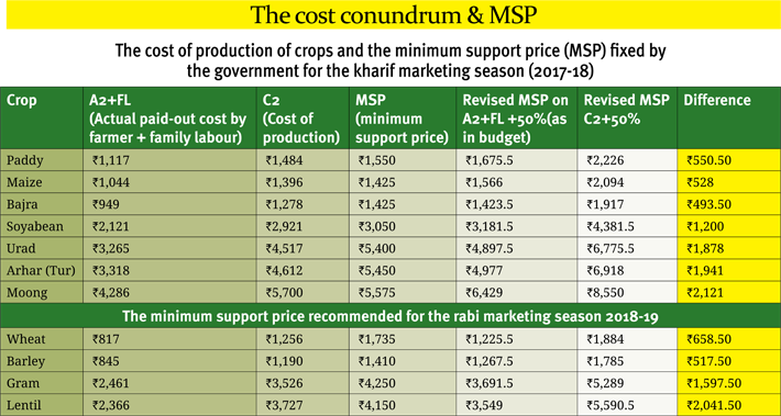 The cost conundrum & MSP