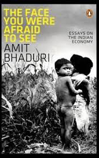The Face You Were Afraid to See: Essays on the Indian Economy