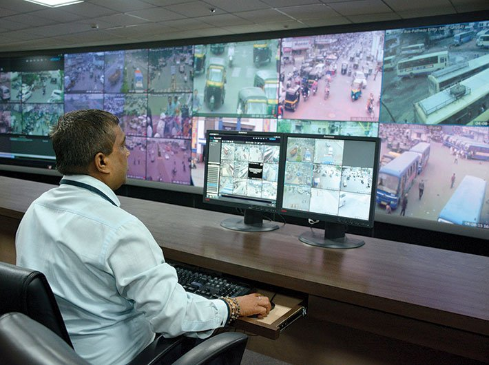 Surat command and control centre