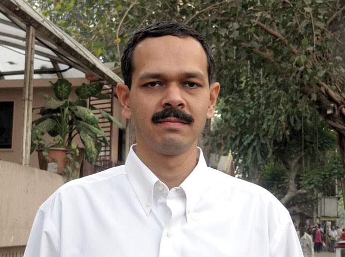 Gaurang Damani: Now fighting for the processing of cashless medical insurance, he feels it may not work out.