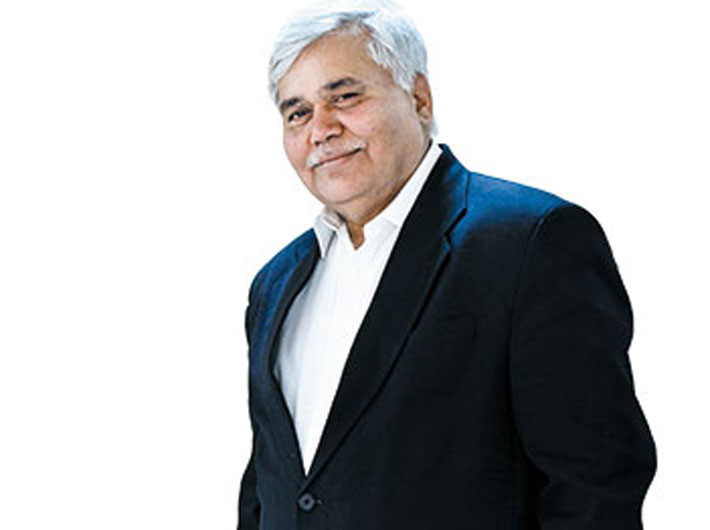 Ram Sewak Sharma, Secretary, Department of electronics and information technology