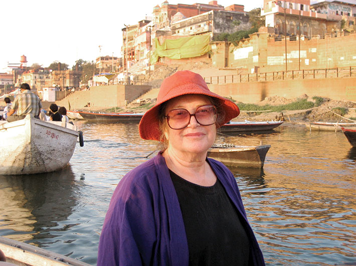 Wendy Doniger: YOU NOTICEE, as the legal notice against the author of `The Hindus` is certainly not Wendy!