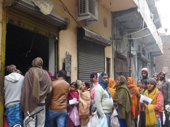 (Photo: Delhi Rozi Roti Adhikar Abhiyan report)