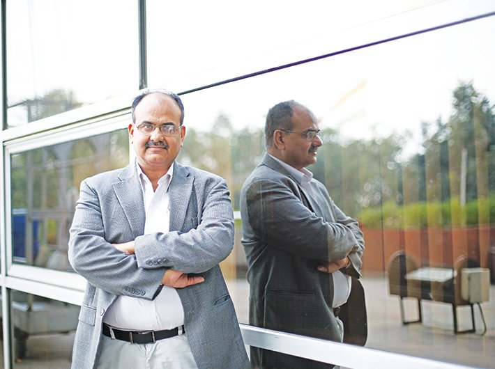 Dr AB Pandey, CEO, UIDAI