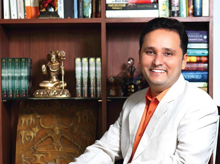 Amish Tripathi, author