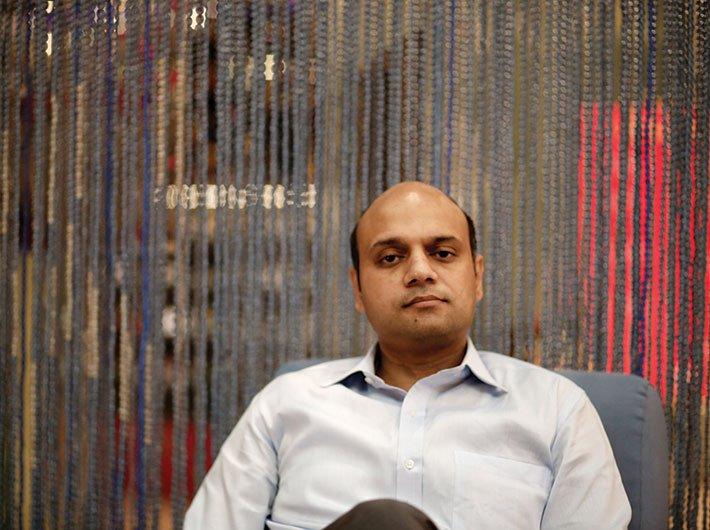 Amit Jain, real estate activist