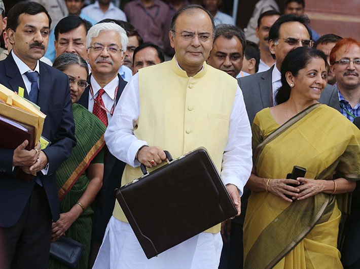 Budget 2014: Jaitley emphasises on creating a vibrant India