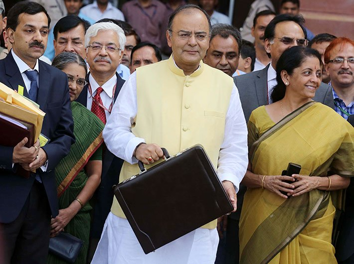 Jaitley�s budget prepares India for a big take off