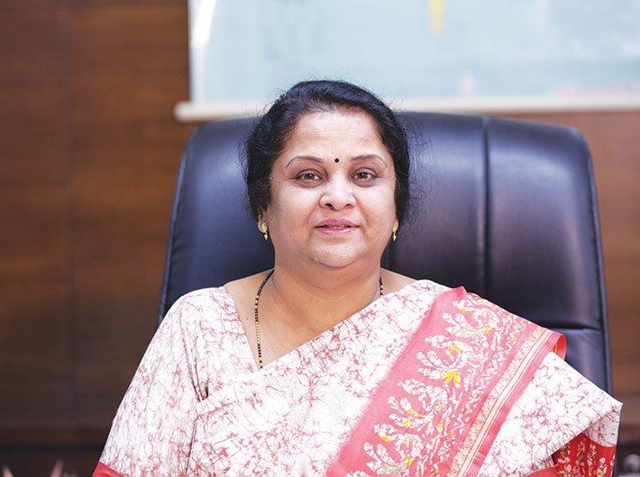 Aruna Sharma, secretary, DeitY