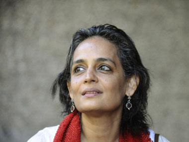 even today there are people who still can`t believe that Narendra Modi is a prime ministerial candidate—that this is really happening, says author-activist Arundhati Roy.