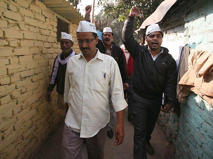 Delhi CM Arvind Kejriwal (GN Photo)