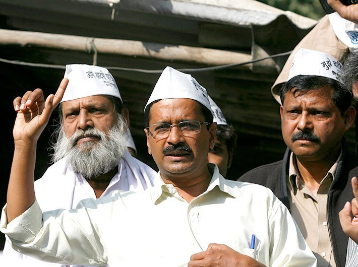 Arvind Kejriwal, chief minister, Delhi