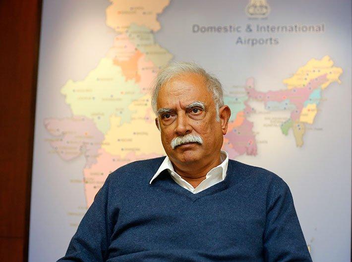 P Ashok Gajapathi Raju, civil aviation minister