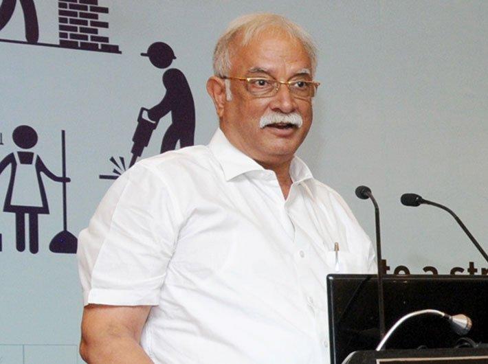 Ashok Gajapathi Raju, civil aviation minister