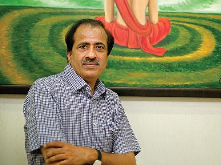 Delhi Development Authority (DDA) vice-chairman Balvinder Kumar