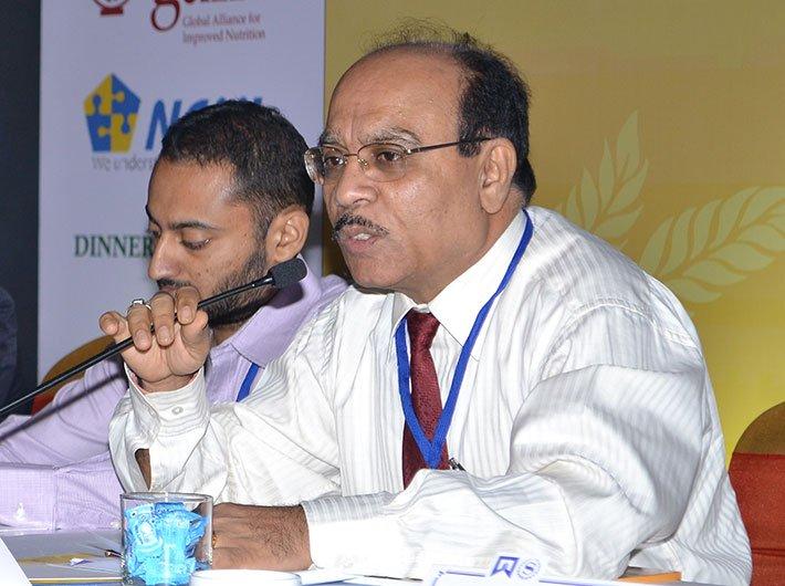 BB Pattanaik, managing director, Central Warehousing Corporation