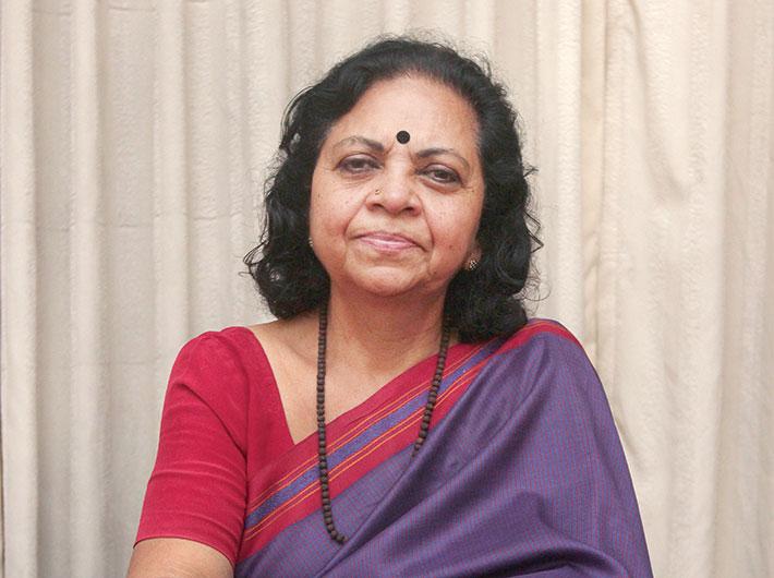 Reena Ramachandran, ex-chief, Hindustan Organic Chemicals