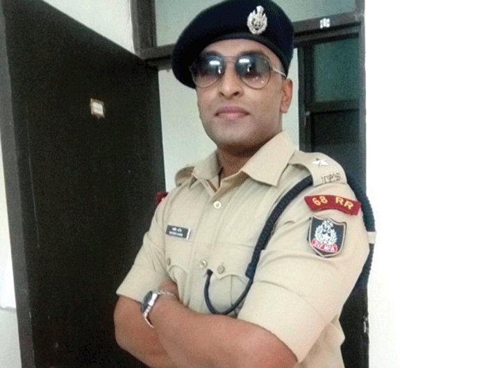 Safeer Karim, the IPS officer who was caught cheating in the civils exams