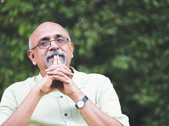 C Rammanohar Reddy, economist, former editor, EPW
