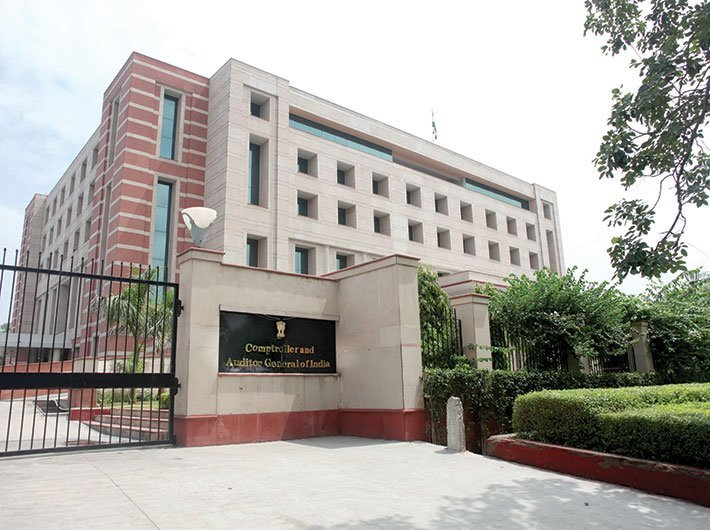 Comptroller and Auditor General (CAG) building