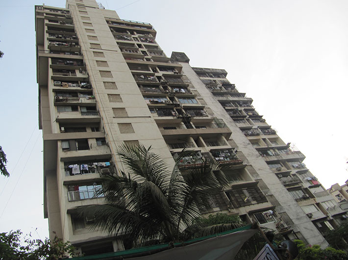 Campa Cola building in Worli, Mumbai: Just one of the hundreds of buildings where home owners (not all in Campa Cola society`s case) are staying without occupancy certificate.
