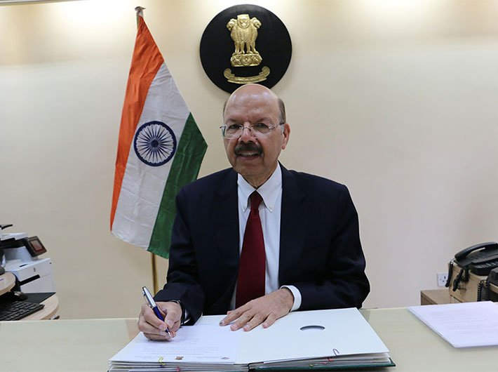 Nasim Zaidi, chief election commissioner