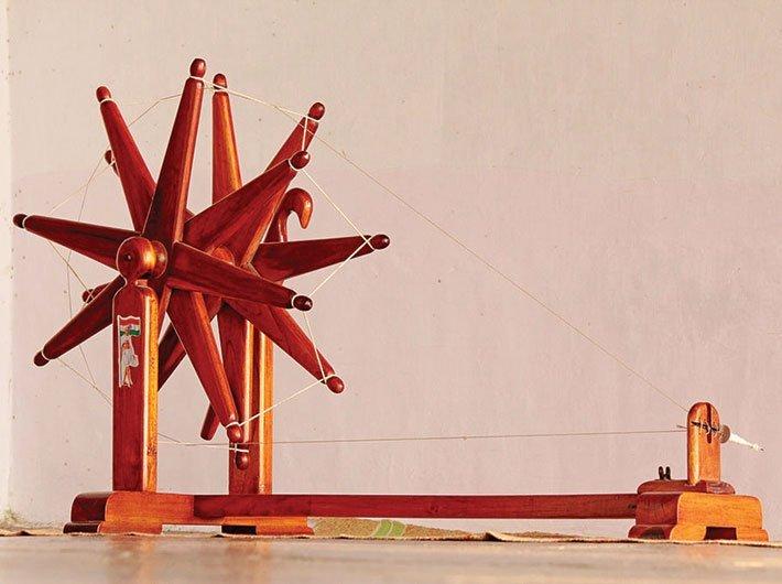 Gandhigiri, chamchagiri and the spinning-wheel doctors