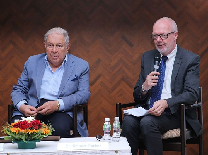 Royal Society of Chemistry in India announces funding boost from philanthropist Dr Yusuf Hamied