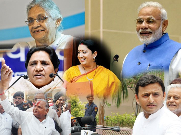 Elections 2017: Key faces to watch out for Uttar Pradesh polls