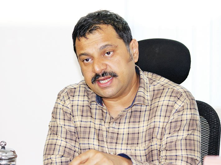 Brijesh Singh, inspector general of police, cyber, Maharashtra (GN photo)