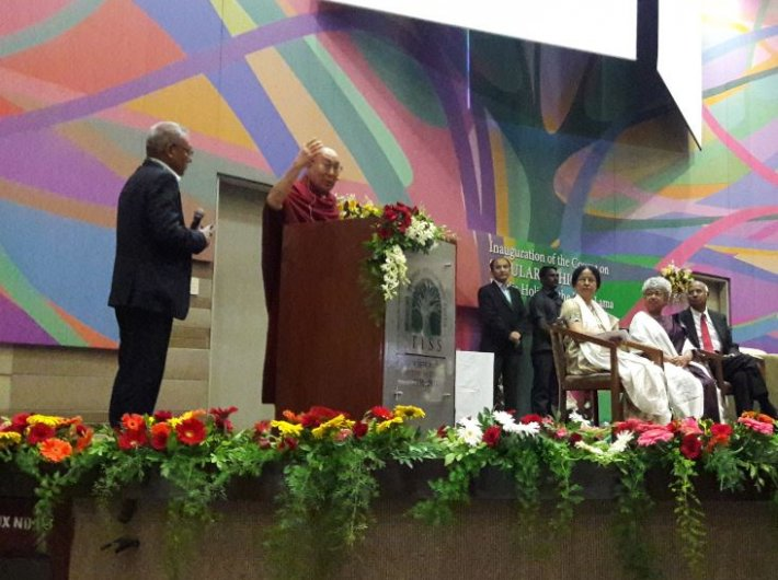 India and China will live side by side: Dalai Lama -Governance Now