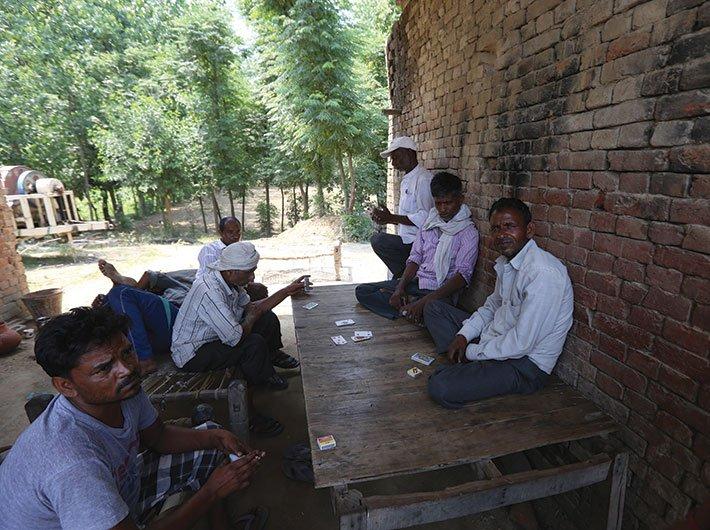 Dalits in Uttar Pradesh. (Photo: Arun Kumar)