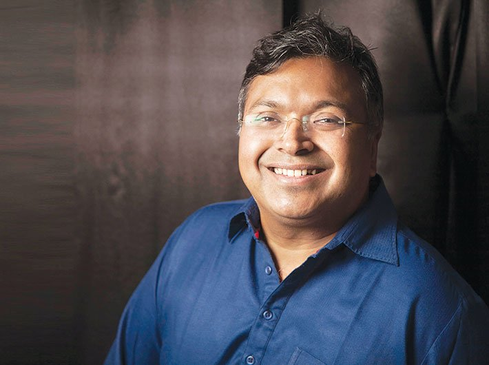 Author Devdutt Pattanaik