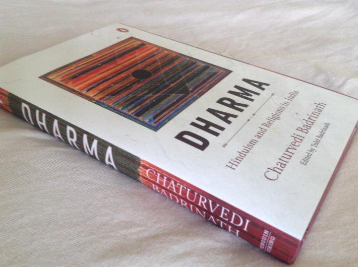Dharma as the original Idea of India