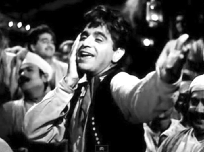 Dilip Kumar`s `Naya Daur` was about the perpetual conflict between man and machine