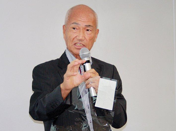 Dr Yuichi Mori, CEO, Mebiol Inc