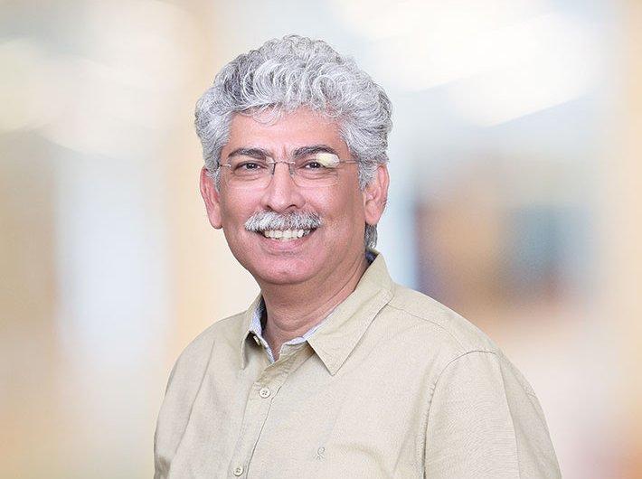 File photo of Dr Pawan Bakhshi