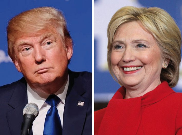 Hillary versus Trump: Who will be the winner?
