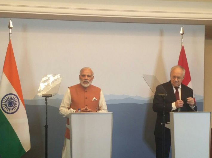 Swiss support India's bid to enter NSG