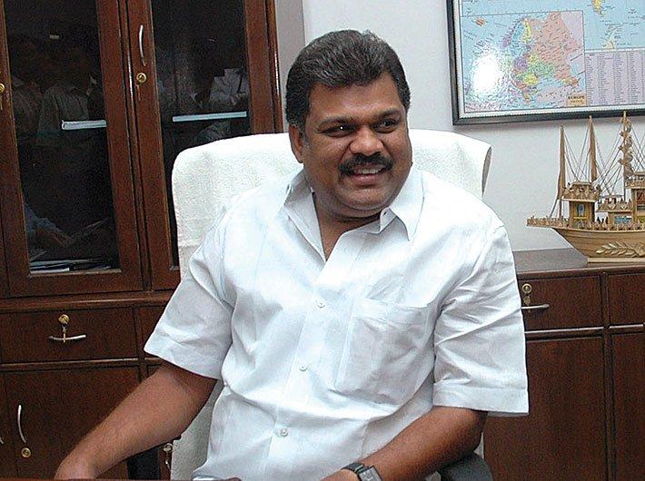 GK Vasan, president, Tamil Maanila Congress