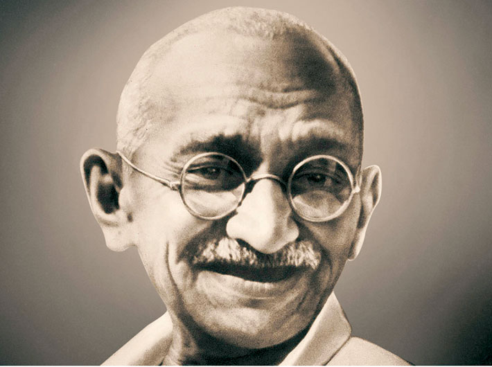 Today those invoking the Mahatma`s name at the drop of the hat are seen in the company of convicts and criminals without the slightest remorse.