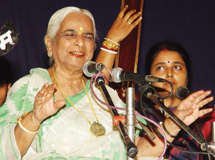 In Talks with :   Girija Devi, Finest Classical and Folk Vocalists