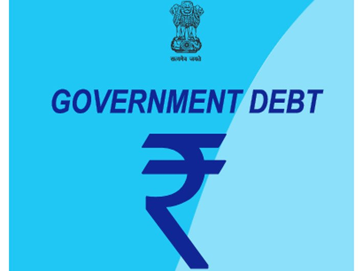 Overall liabilities of the central govt are declining