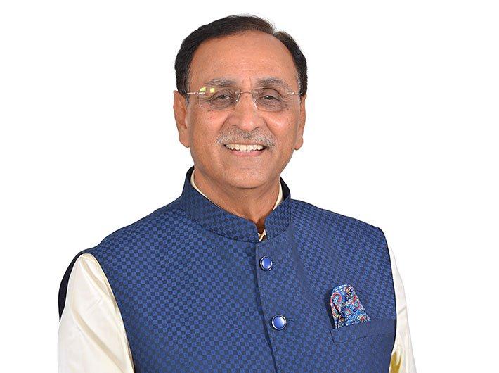 Vijay Rupani, CM, Gujarat