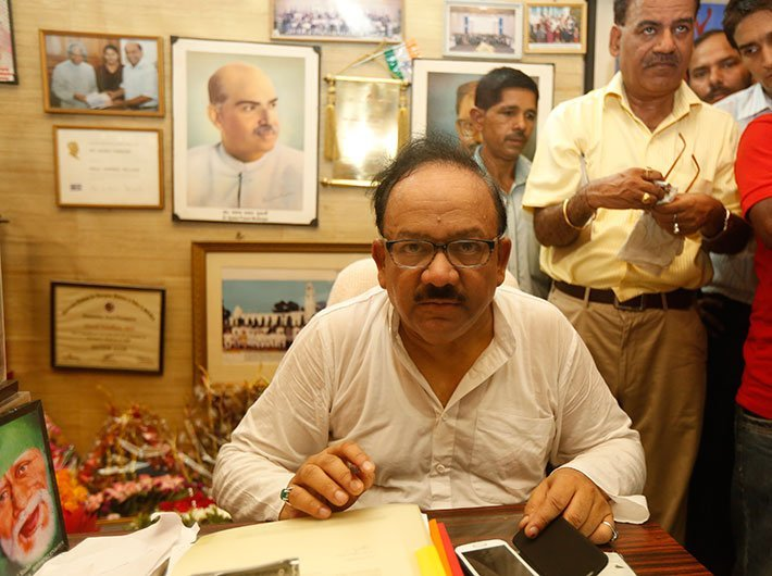 Covid-19 too will be history one day: Dr. Harsh Vardhan