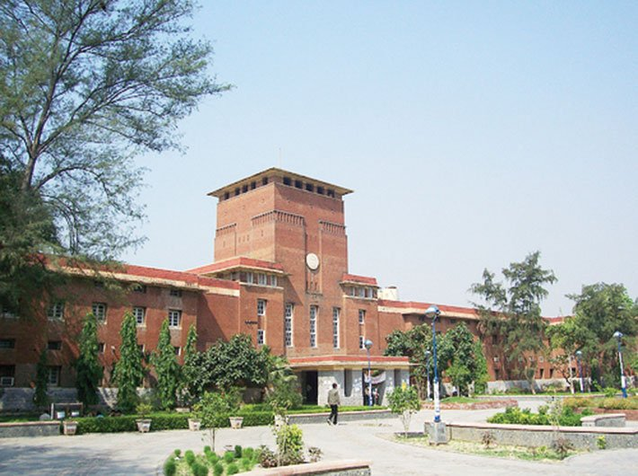 University of Delhi. Photo: Creative Commons