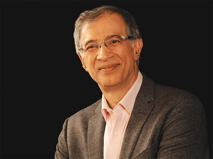 Niranjan Hiranandani, property developer