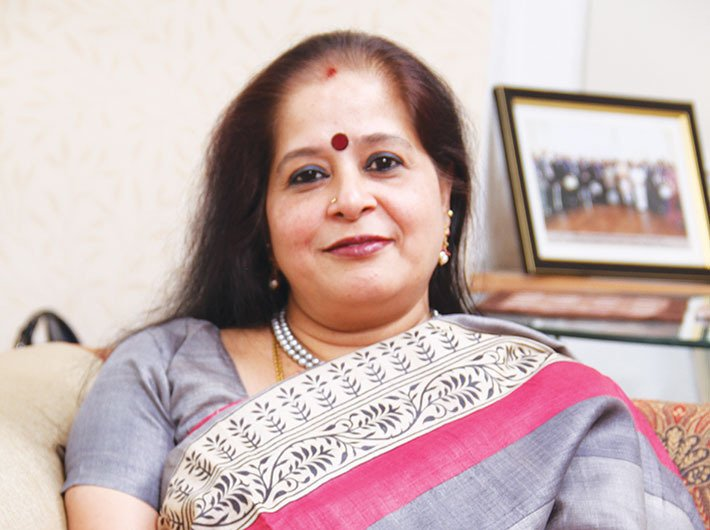 Demonetisation is short-term challenges for long-term gains: Usha Ananthasubramanian