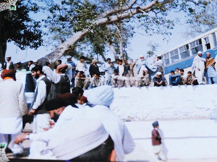 Afghan Sikhs in Jalalabad