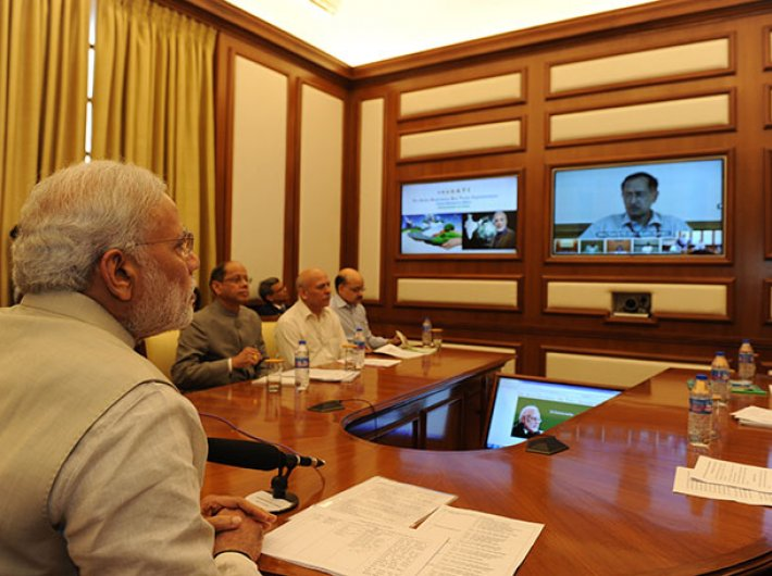 (Photo: www.narendramodi.in)